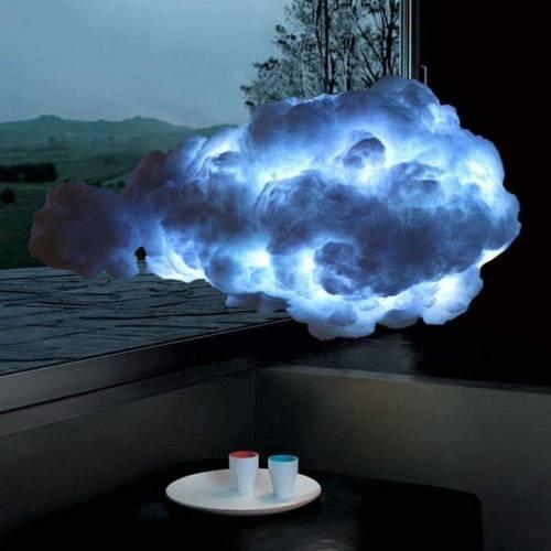lampara nube grande