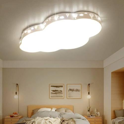 lampara de techo nube